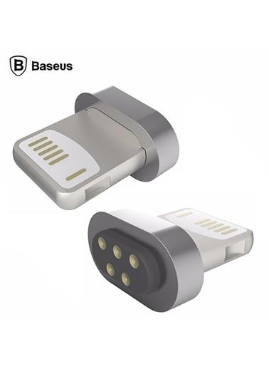 Baseus Insnap Series Lightning Manyetik Usb Kablo - Rose Gold Calightng-Lf0R Renkli